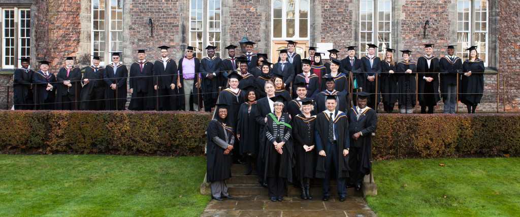 Graduation 2013 - photo courtesy of York St John University