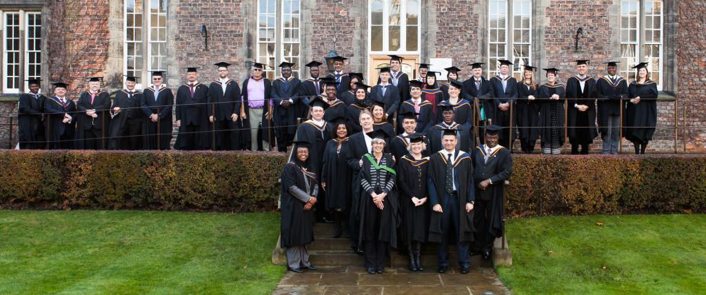 Graduation 2013 - photo courtesy of York St John University