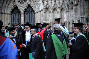 Graduation in York