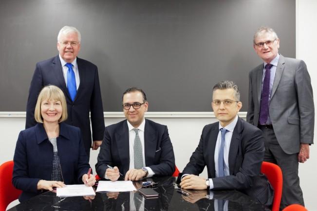 YSJ - RKC - MALIC Signing